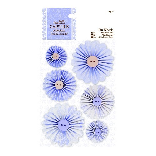 Embellishments - Capsule French Lavender