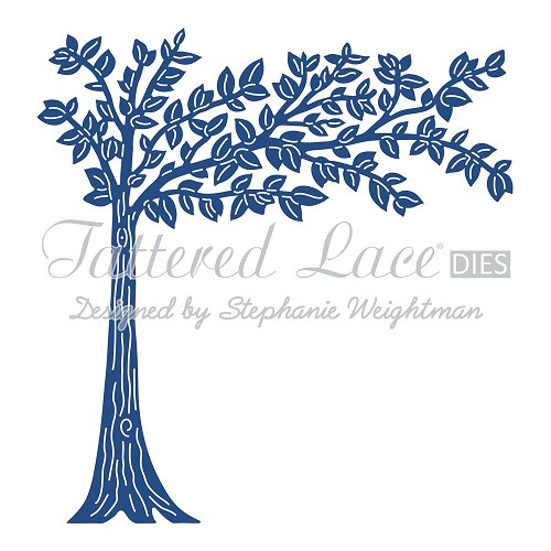 Stansmallen - Tattered Lace