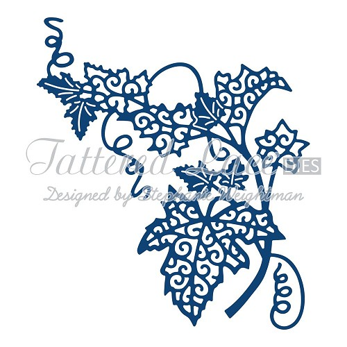 Styansmallen - Tattered Lace