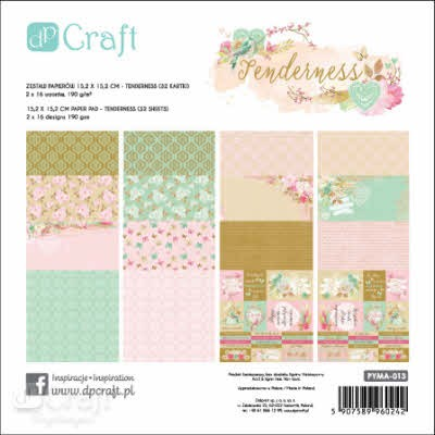Decopapier - DP Craft - OPRUIMING