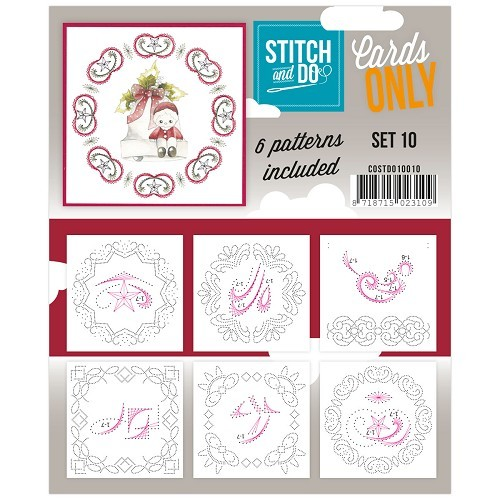 Pakketten - Stitch and do