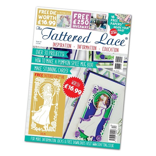 Tijdschriften - Tattered Lace