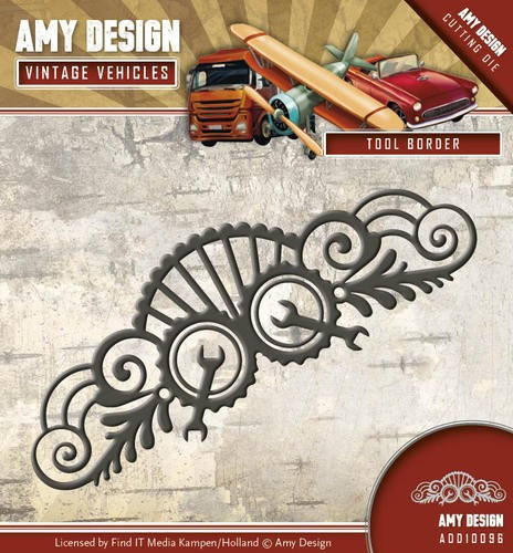Stansmallen - Amy Design - OPRUIMING