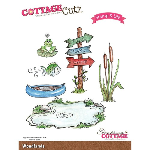Stempels - Cottage Cutz
