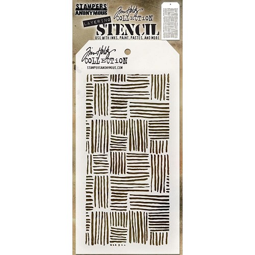 Maskers - Tim Holtz collection
