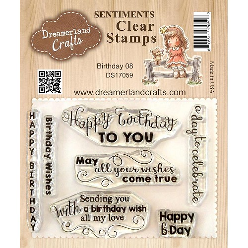 Stempels - Dreamerland Crafts