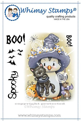 Stempels - Whimsy Stamps