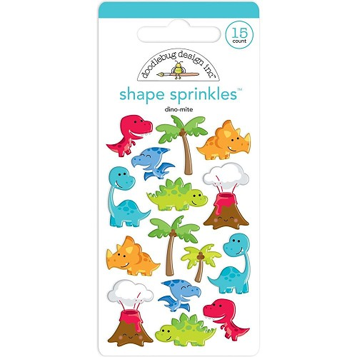 Stickers - Doodlebug Design