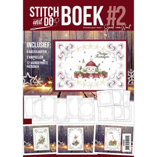 Boeken - Stitch and Do