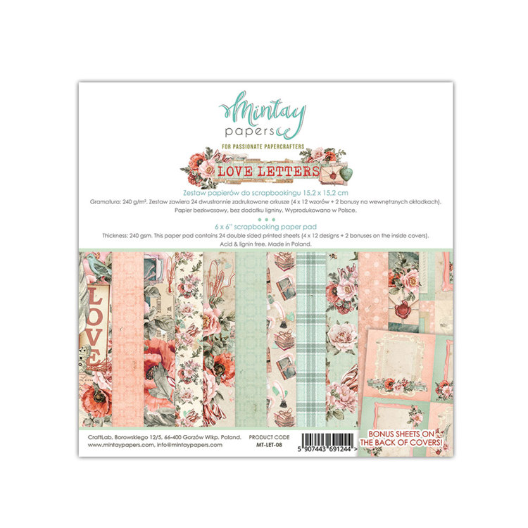 Decopapier - Mintay Papers - PRE-ORDER