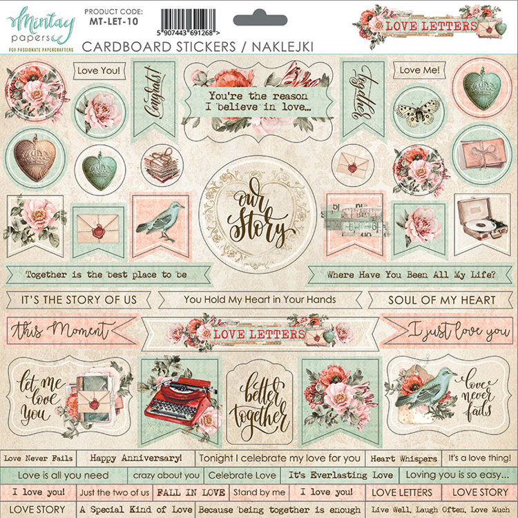 Stickers - Mintay Papers - PRE-ORDER