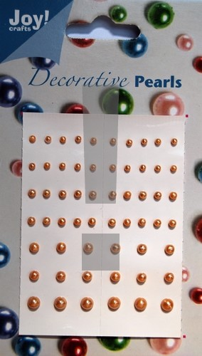 Decorative pearls