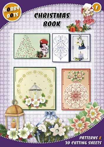 Hobby dots - Christmasbook