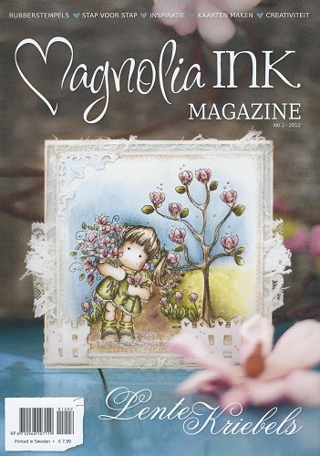 Magnolia Ink Magazine