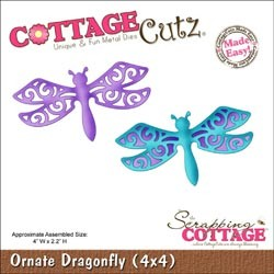 Stansmallen - Cottage Cutz - OPRUIMING