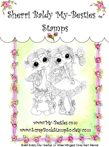 Stempels - My Besties - OPRUIMING