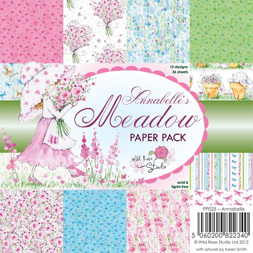 Decopapier - Wild Rose Studio - OPRUIMING