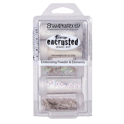 Fran-tage embossing poeder - Stampendous