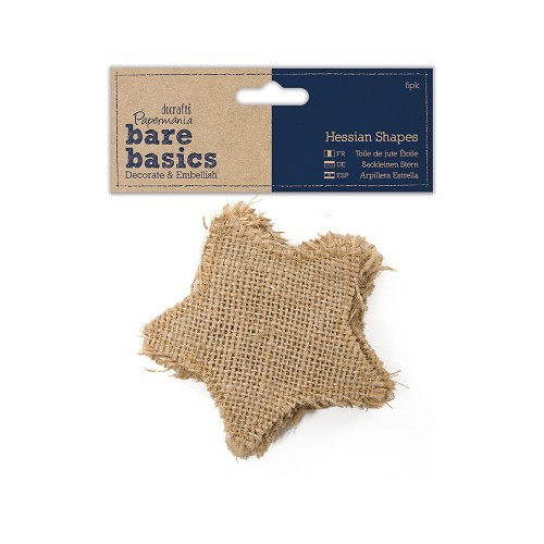 Hessian shapes - Papermania