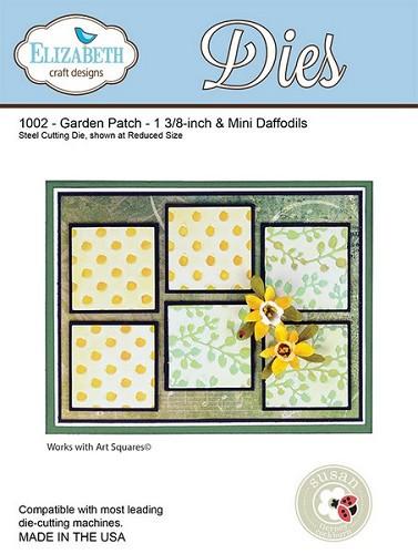 Elizabeth Craft Designs Stansmallen De Hobbyboerderij